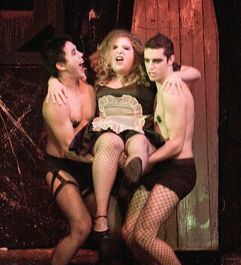 Magenta in THE ROCKY HORROR SHOW