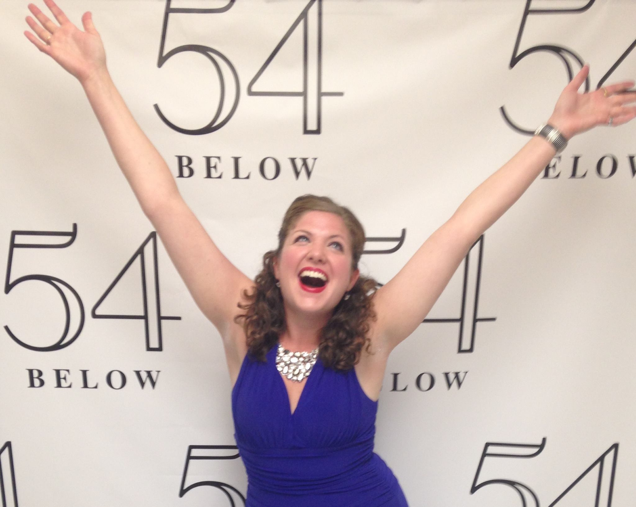 """Mother Mary Says to Me"" at 54 Below"