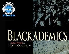 Blackademics podcast play  banner  11 X