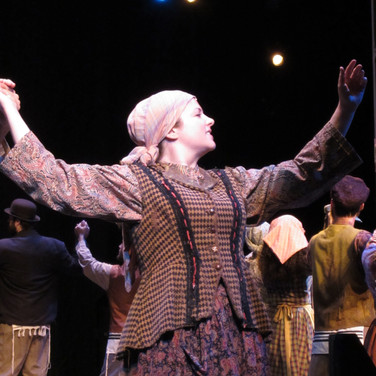 Mirala in FIDDLER ON THE ROOF