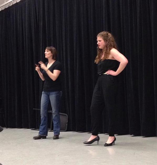 Master Class with Julia Murney