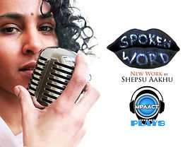 Spoken Word  podcast play  banner  11 X