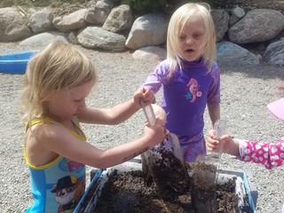 Preschool Water Day!
