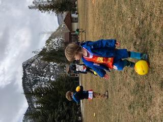 Bryce Playing Soccer