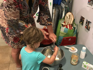 Cooking with Kids Parent Training