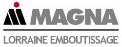 Logo of Magna Lorraine Emboutissage