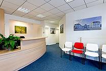Ecos Office Center à Forbach, centre d'affaires franco-allemand