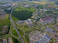 Parc du technopôle Metz