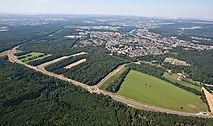 Le WarndPark à Creutzwald