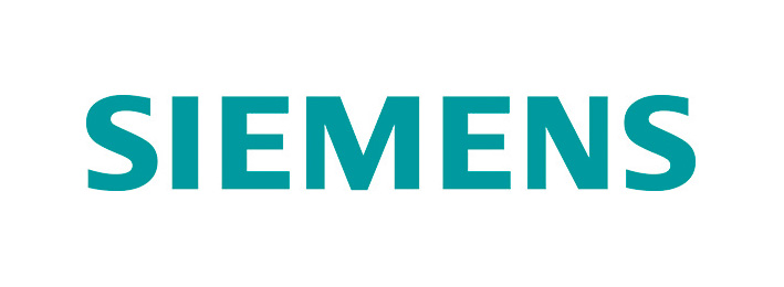 Logo of Siemens