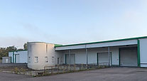 hall industriel Thionville-Metzange