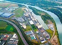 Zone du Nouveau port Metz