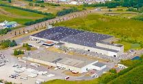 bâtiment disponible zone europort à Saint-Avold