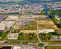"""Le Port"" businee park in Talange"