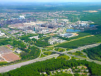Europort in Saint-Avold Nord