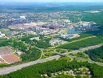 zone industrielle Europort à Saint Avold