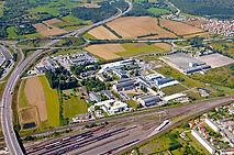 Parc industriel Val Euromoselle Nord à Maizières les Metz
