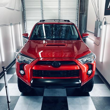 2020 Toyota 4Runner TRD Offroad