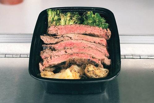 Custom Steak Dinner