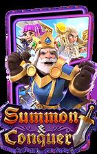 pg slot cc summon conquer