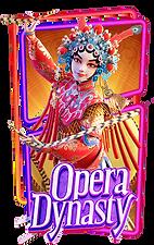 pg slot cc Opera Dynasty