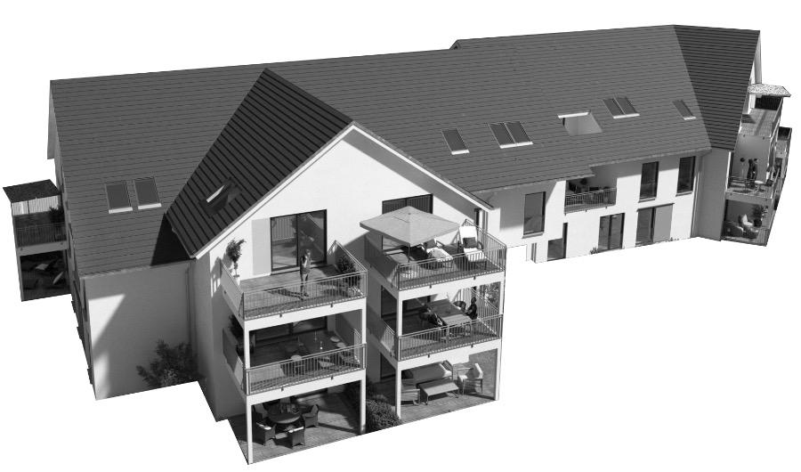 Mehrfamilienhaus MOW