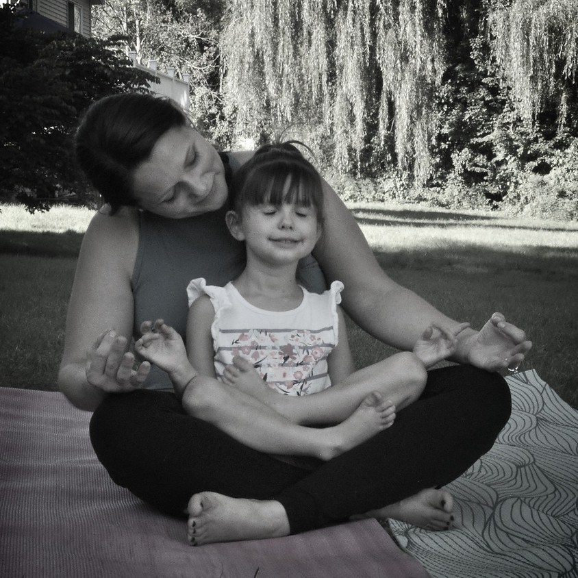 Mommy and Me Mother's Day Yoga