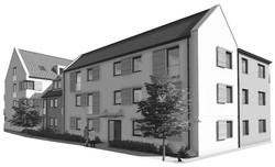Mehrfamilienhaus KIW