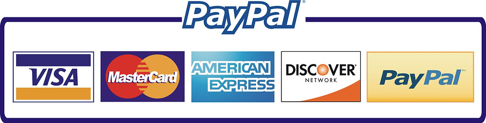 PayPal accepted payment methods