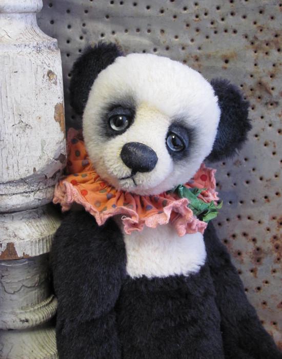 Jun, a panda