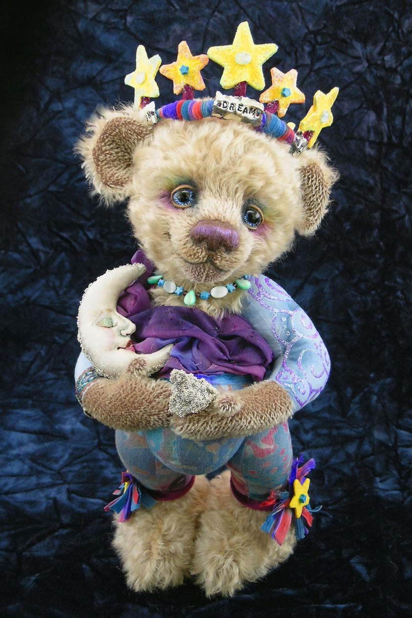 Mr. Sandman, a 2007 Golden Teddy nominee by Potbelly Bears