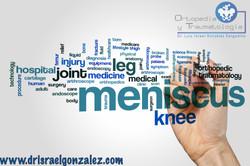 Menisco - Dr Israel Gonzalez