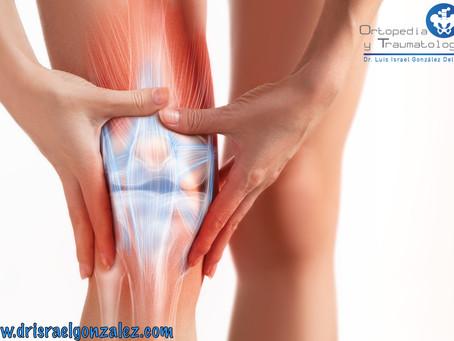 ¿Por qué me duele la rodilla?