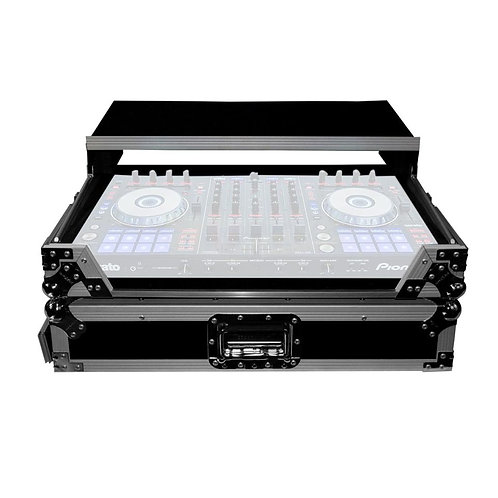 Pro-X Flight Case with Labtop Shelf (DDJ-SX, DDJ-SX2, DDJ-SX3)
