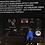 Thumbnail: Blitzz Cold Spark Effect Machine Set of 2 W-Wheeled Road Case