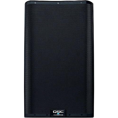 QSC K.2 K12.2 (12″ 2000 Watt Powered Loudspeaker)