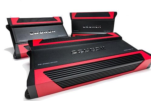 Crunch PZ-1520.4 POWERZONE 1500 Watt Amplifier 4-Channel Car Audio Amp