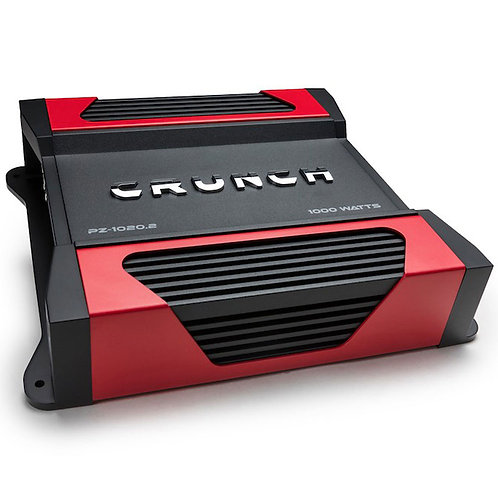Crunch PZ-1020.4 POWERZONE 1000 Watt Amplifier 4-Channel Car Au