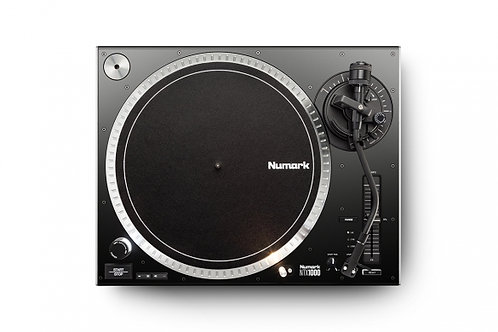 Numark NTX1000 Professional High Torque Direct Drive Turntable