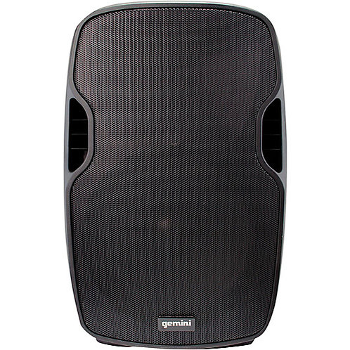 Gemini AS-15BLU (15 Inch Powered Speaker with Bluetooth)