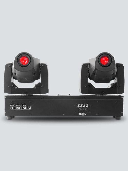 Chauvet DJ Intimidator Spot Duo 155 (Dual 32W Moving Head Fixture)