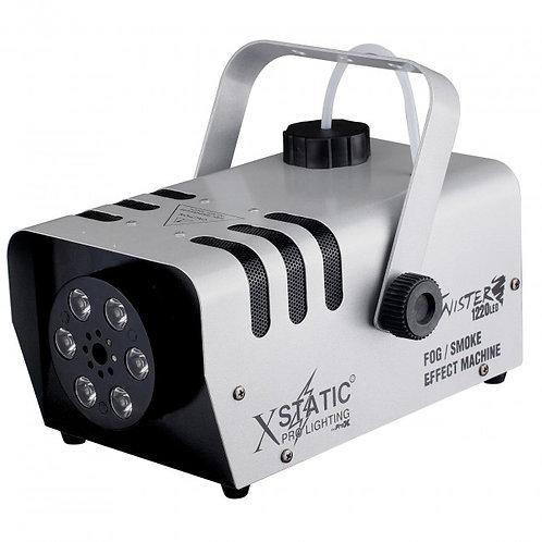 Xstatic X-T1220 LED TWISTER Fog Machine 1220 Watt Water Based w RGBA LED