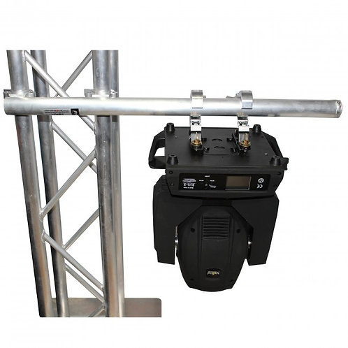 Pro-X Mounting Pole With Dual Clamps 3600 Lb. Load