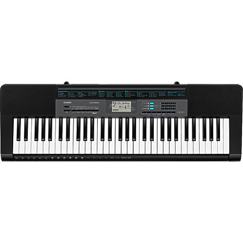 Casio CTK-2550 61-Key Keyboard - Piano