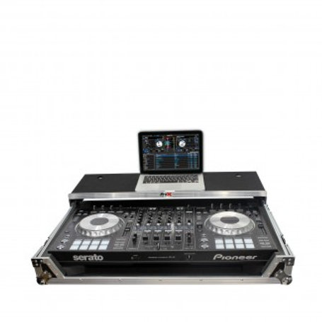 ProX Flight Case With Labtop Shelf (Pioneer DDJ-SZ and DDJ-SZ2)