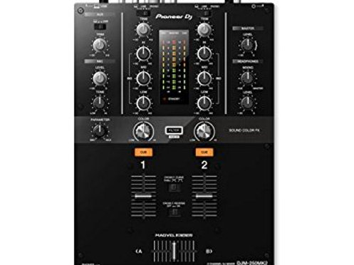 Pioneer DJM 250 MK2 2 Channel DJ Mixer