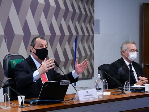 CPI determina quebra de sigilos de Pazuello, Ernesto Araújo e de secretários do Ministério da Saúde