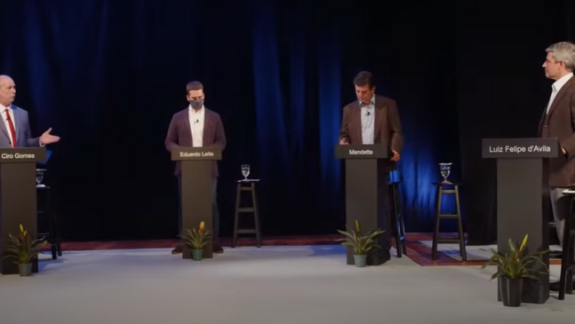 Nesta quinta-feira, dia 12/08, Estadão realiza segundo debate entre presidenciáveis