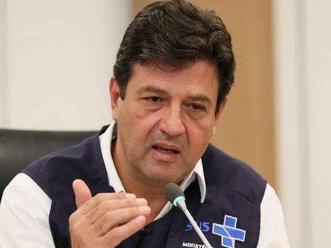 Mandetta critica medidas de combate à Covid-19 do governo Bolsonaro
