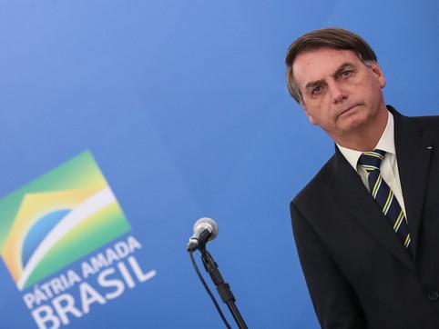Presidente e sete diretores para mandatos fixos são nomeados por Bolsonaro no Banco Central